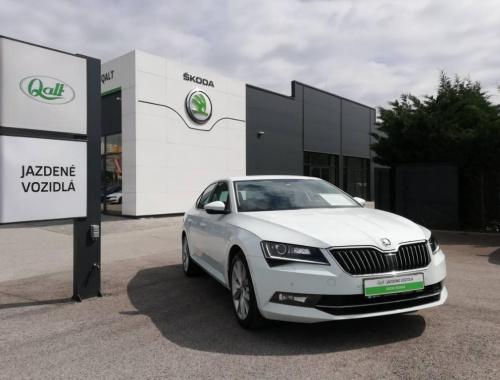 Škoda Superb 1.4 TSI 150k ACT Ambition DSG - Obrazok