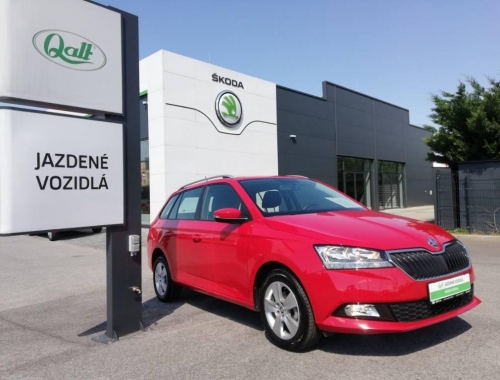 Škoda Fabia Combi 1.0 MPI 75k Ambition - Obrazok
