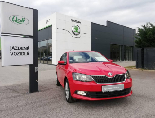 Škoda Fabia 1.0 TSI 110k Style - Obrazok