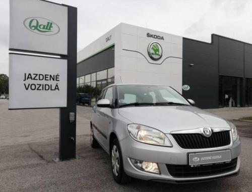 Škoda Fabia 1.2 HTP 12V Ambiente - Obrazok